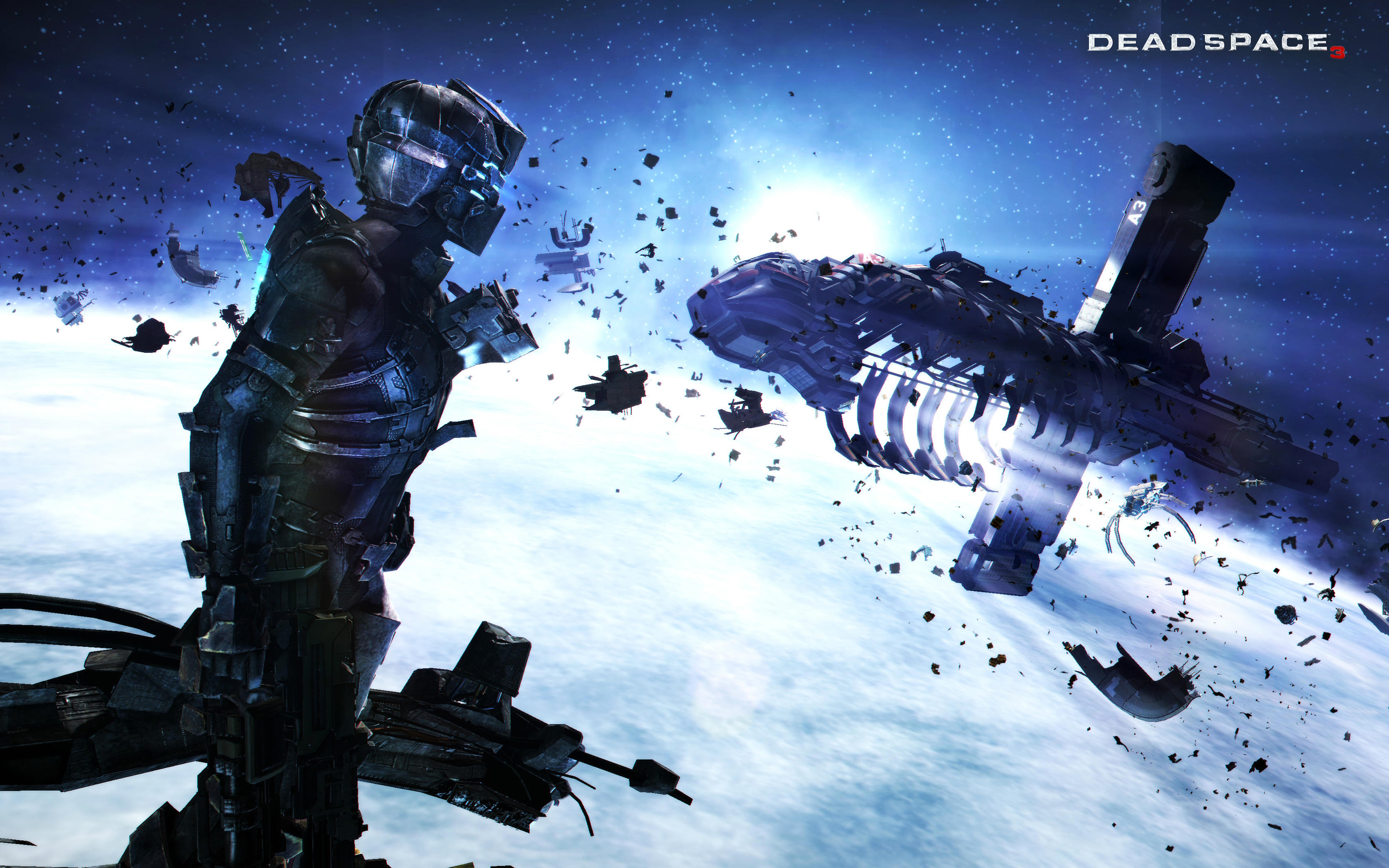 2013 Dead Space 3 Game Wallpapers HD Wallpapers 3500x2188