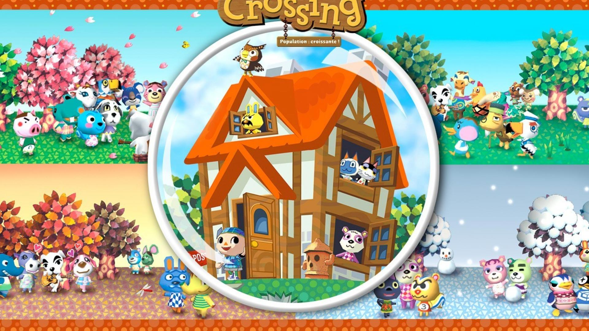 50 Animal Crossing Iphone Wallpaper On Wallpapersafari