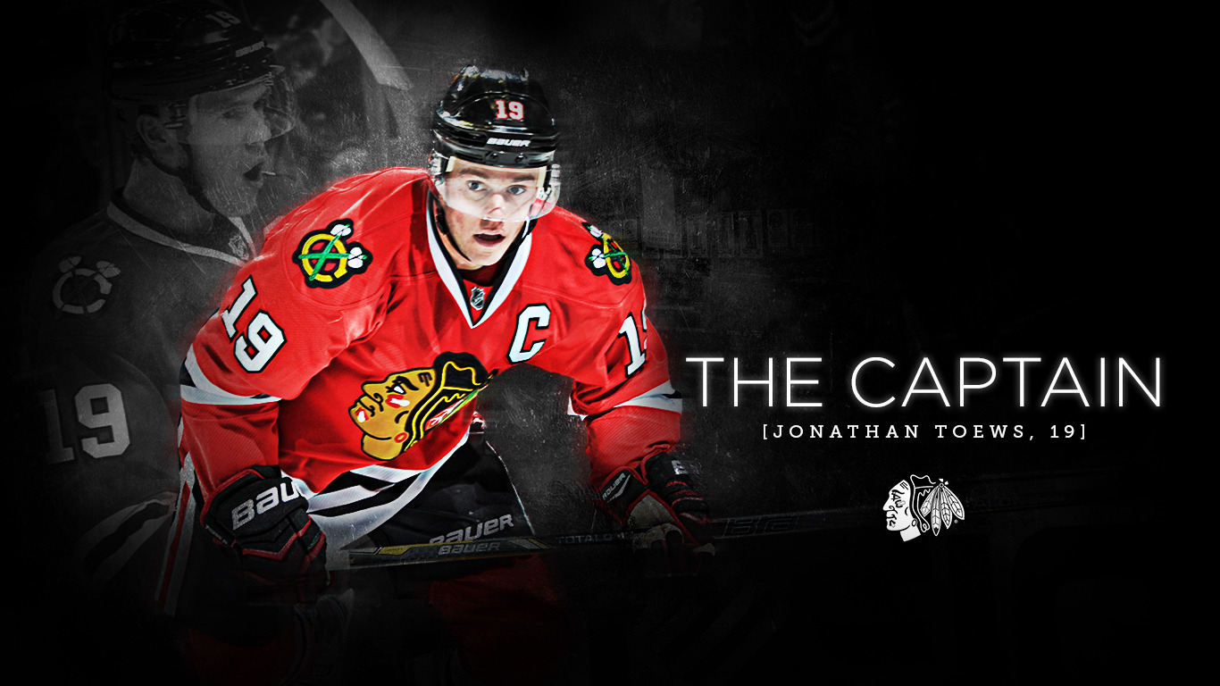 Desktop Wallpaper   Chicago Blackhawks   Fan Zone 1366x768