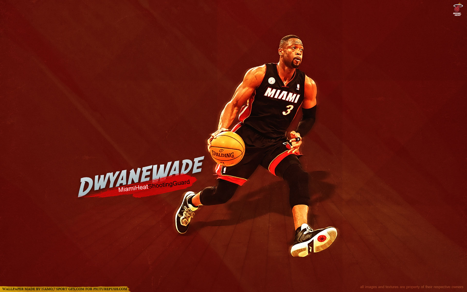 Dwyane Wade Wallpaper Height Weight Position College High 1920x1200