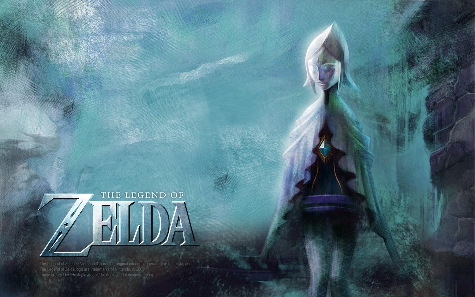 The Legend of Zelda Wallpaper HD 1600x1000