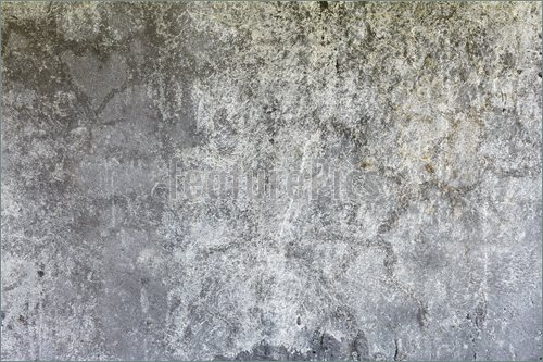 Picture of The dark gray grunge concrete weathered wall background 500x333