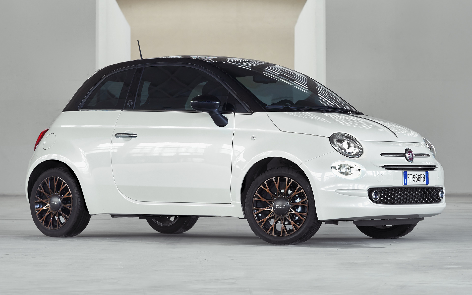 2019 Fiat 500 120th   Wallpapers and HD Images Car Pixel 1920x1200