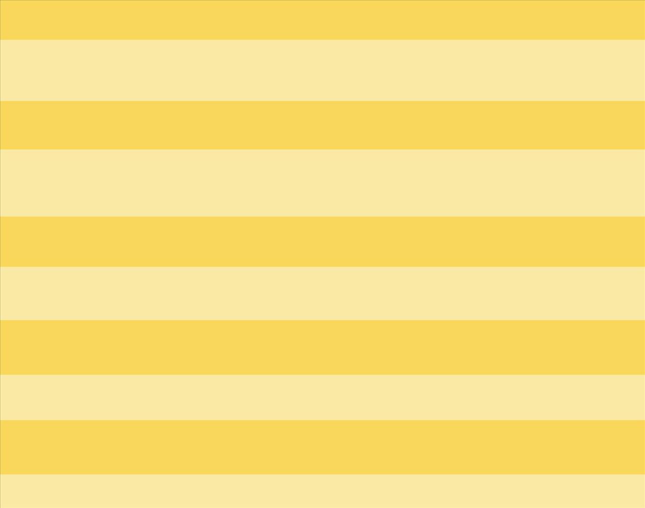 Yellow Stripe Wallpaper: Horizontal Stripes Wallpaper
