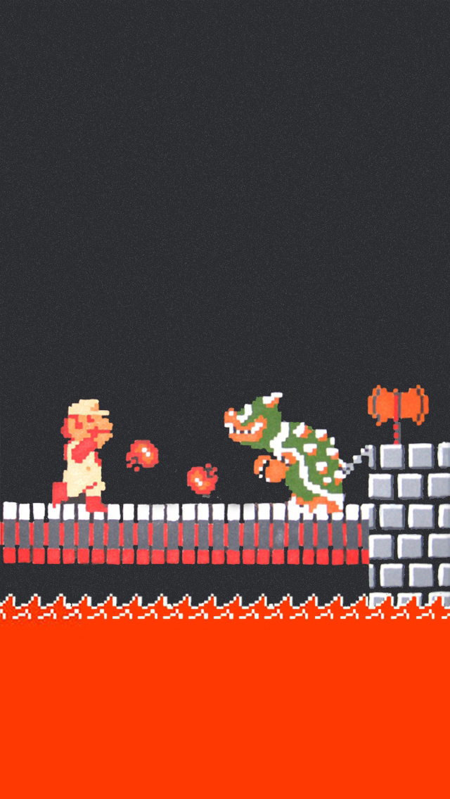 Wallpaper Wednesday 5 Nintendo Themed Wallpapers for iPhone 640x1136