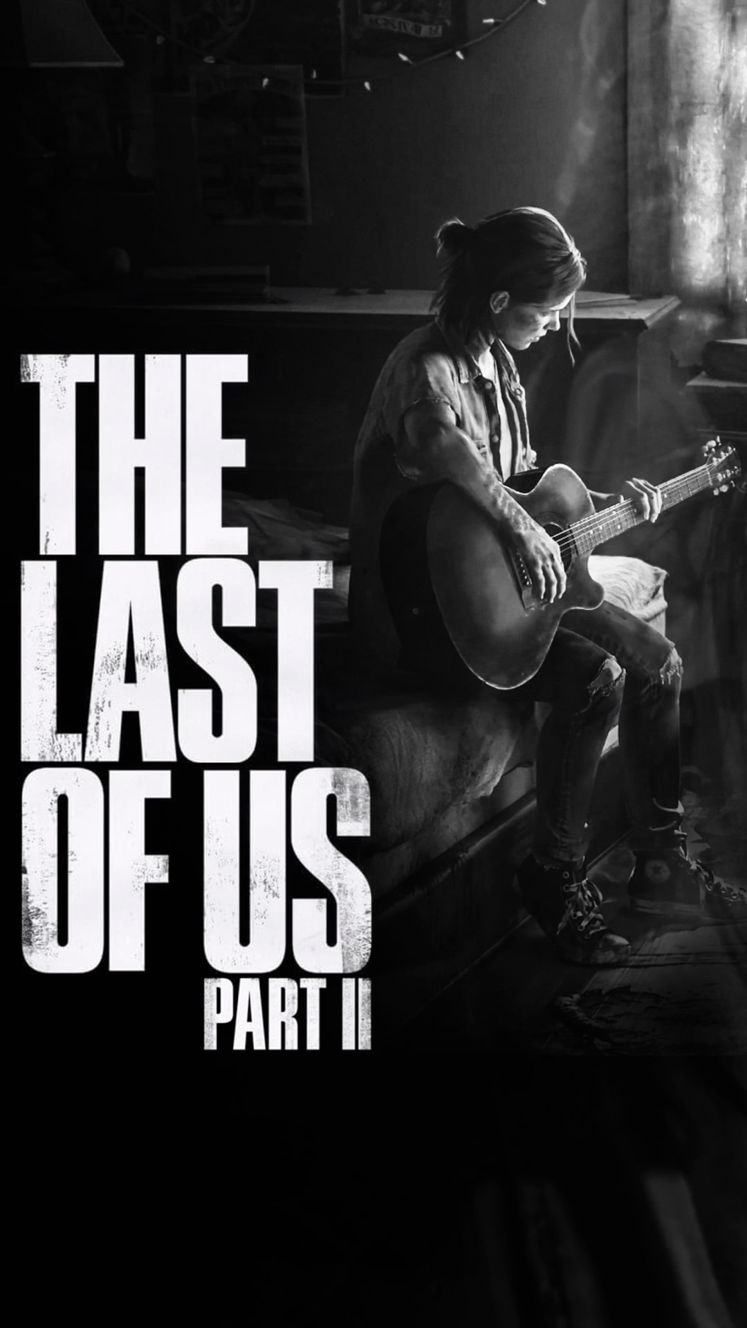 The Last of Us Part 2 HD Wallpapers 7wallpapersnet 1080x1920