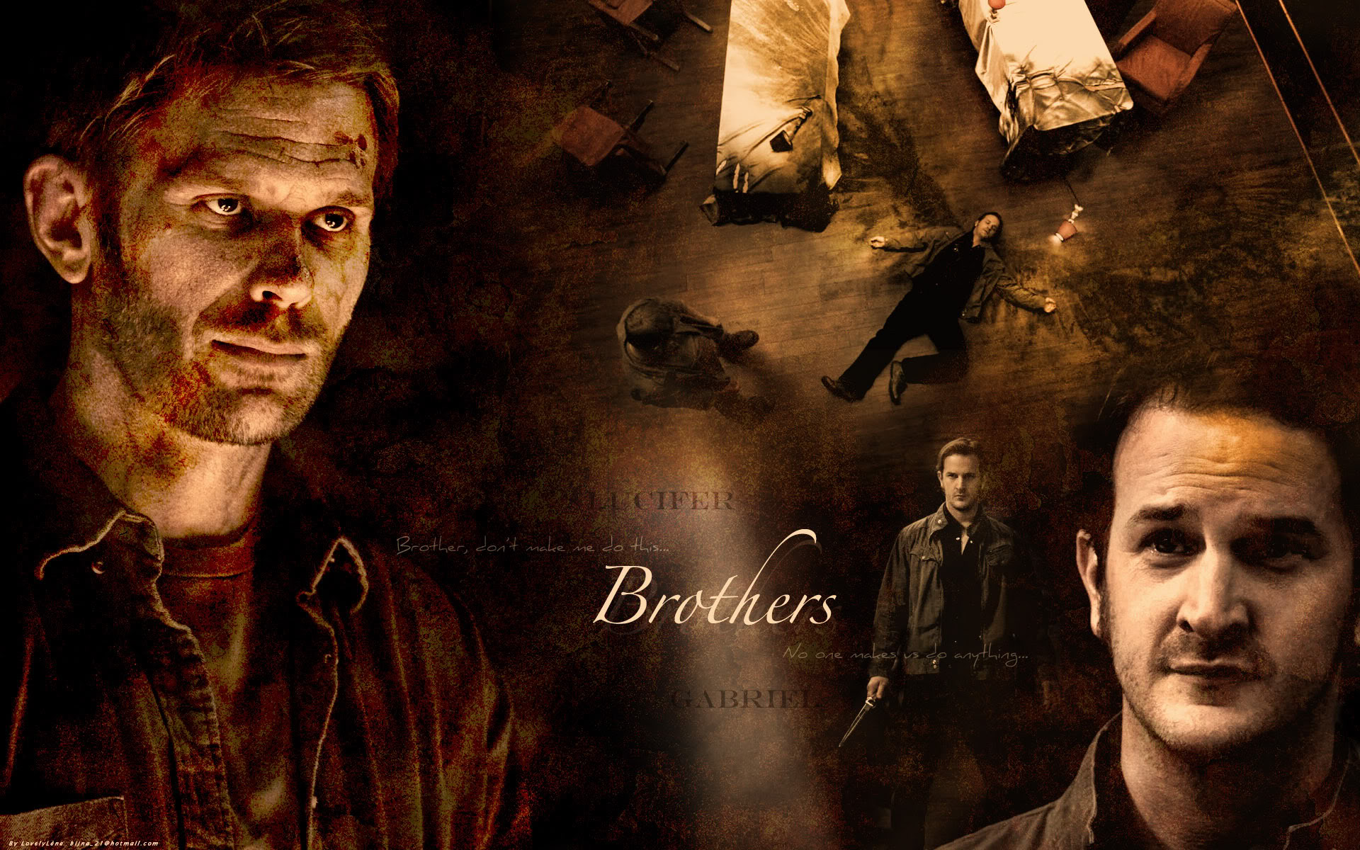 Supernatural wallpapers Supernatural Wallpaper 33016960 1920x1200