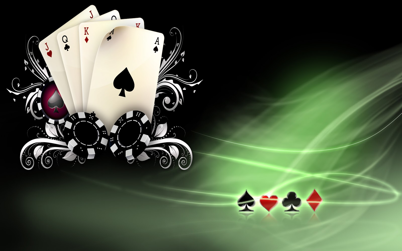 Poker Wallpapers Sexy Poker Wallpaper Cards Chips Wallpaper 1600x1000