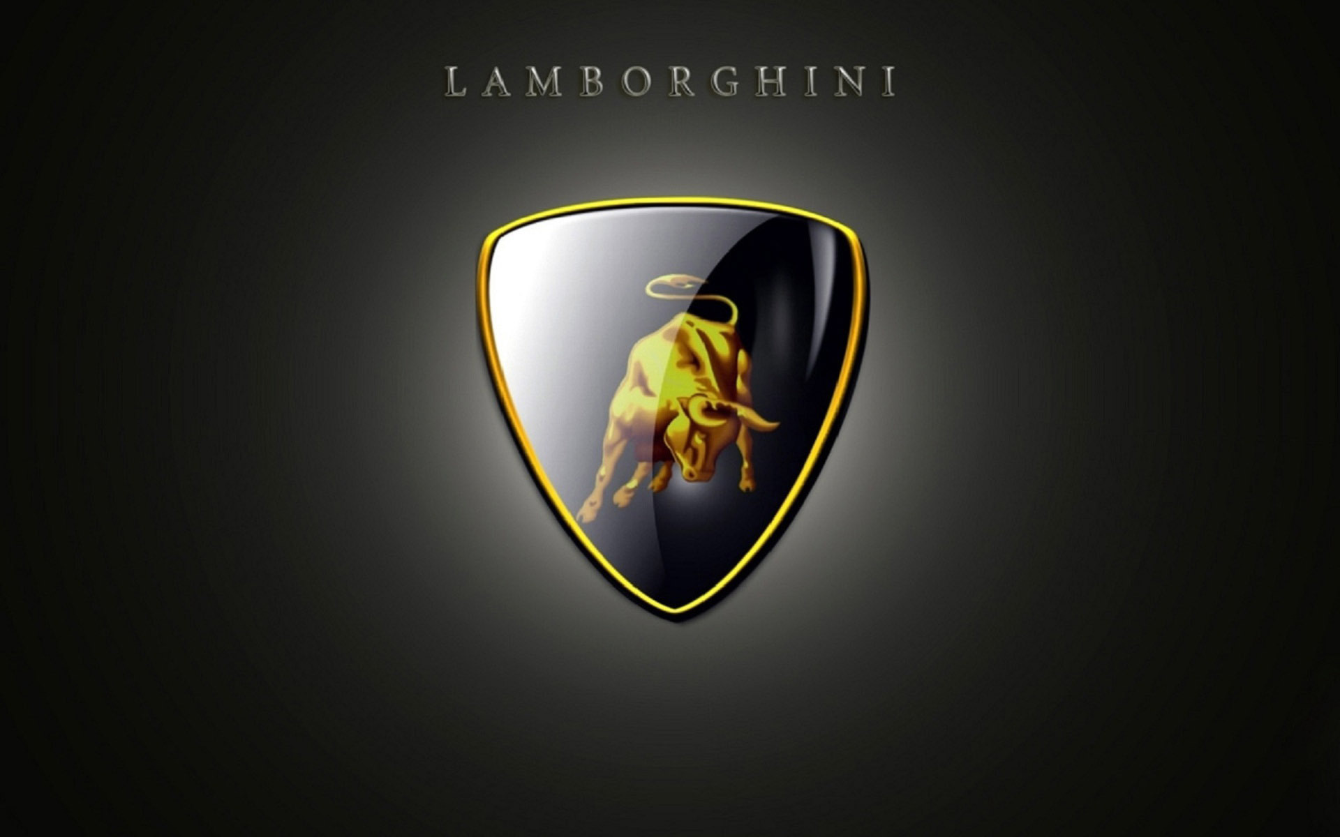 Lamborghini Logo wallpapers 1920x1200
