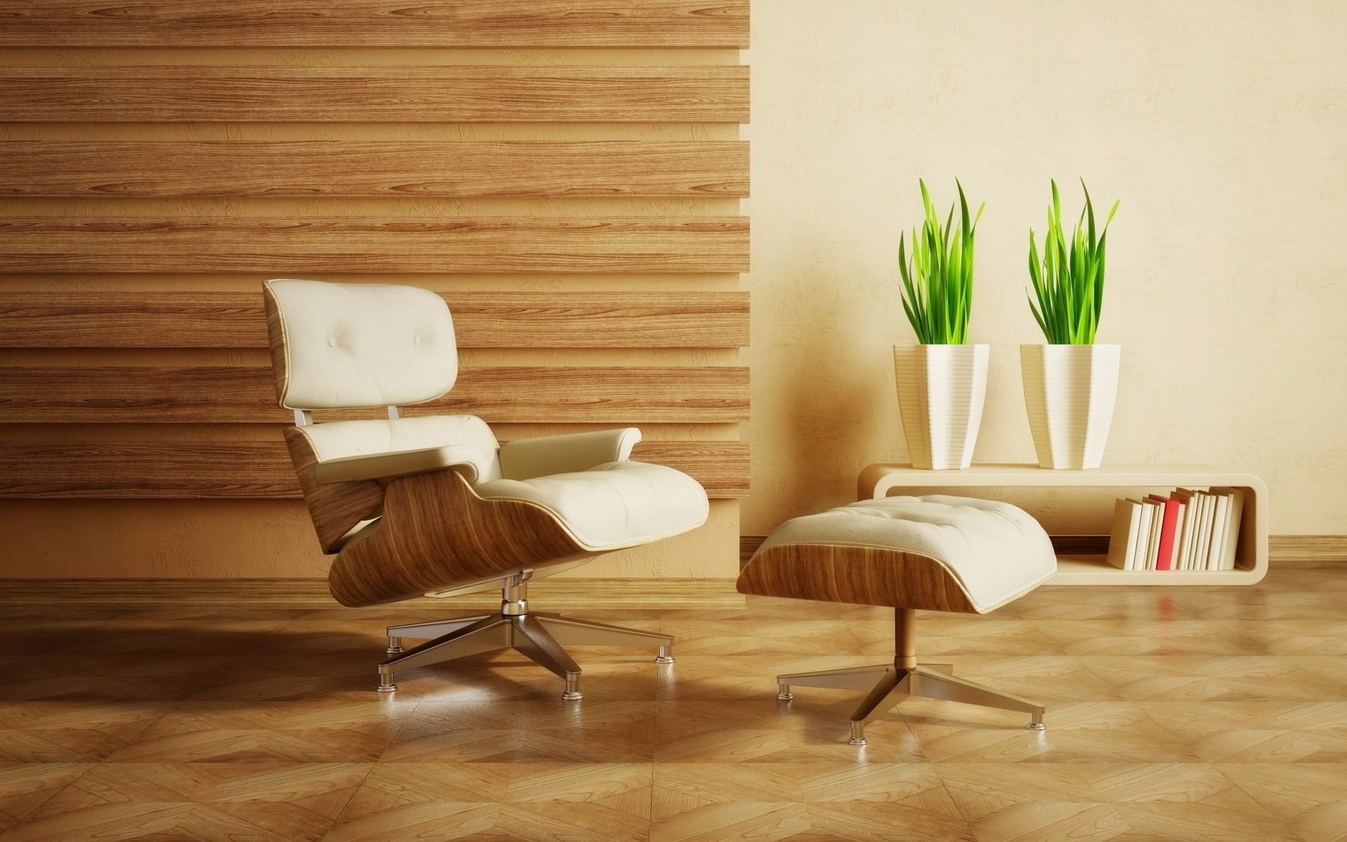 interior furniture chairs lounge chair Eames Lounge wallpaper 1920x1200