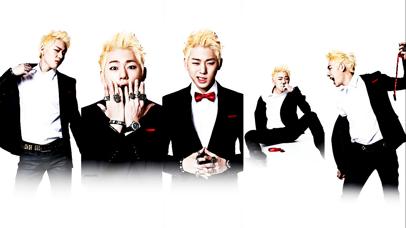 Watch the New Block B Hd Wallpapers and HD pictures and photos at 1366x768