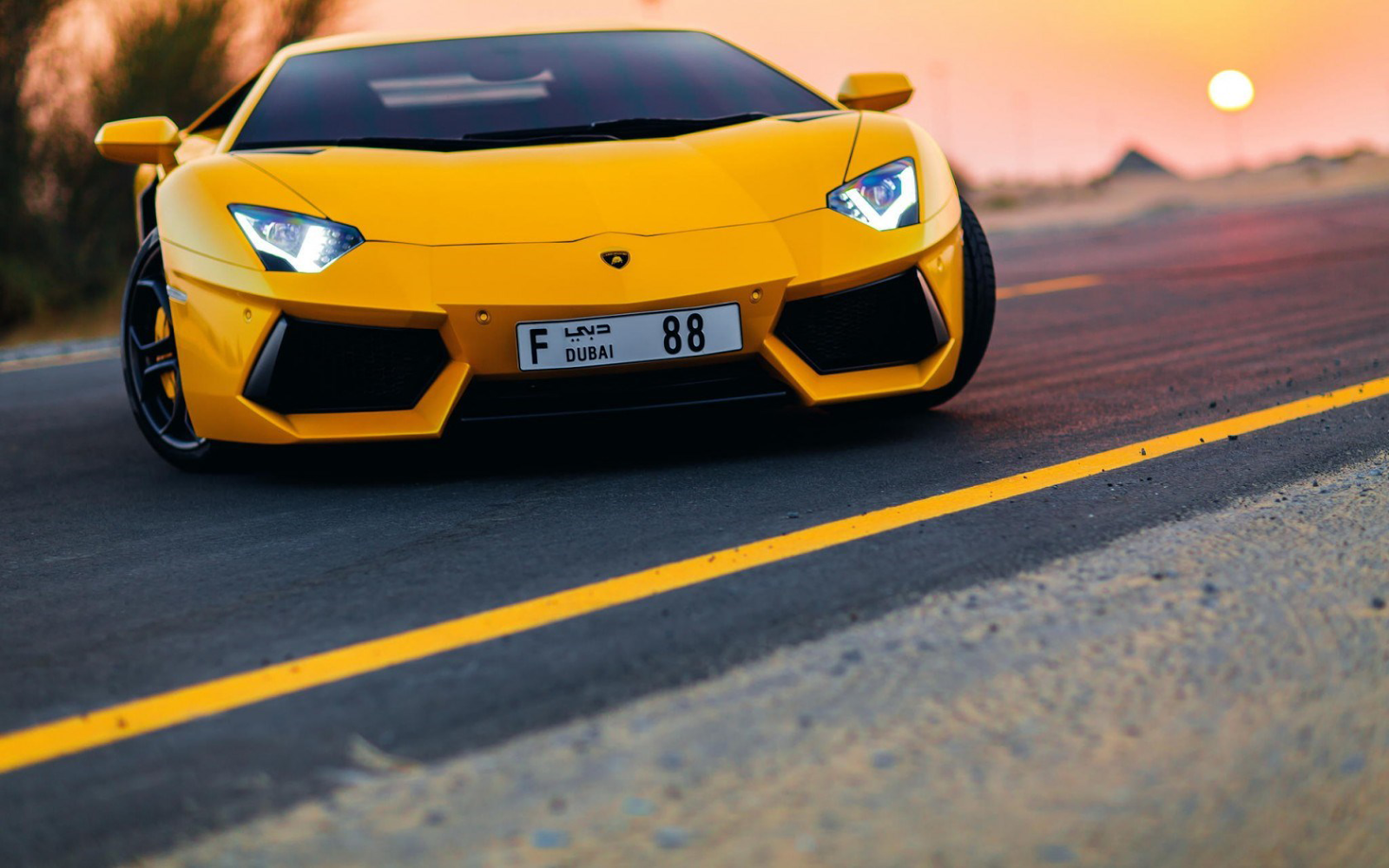 Car Lamborghini Aventador HD Desktop Wallpaper HD Desktop Wallpapers 1600x1000