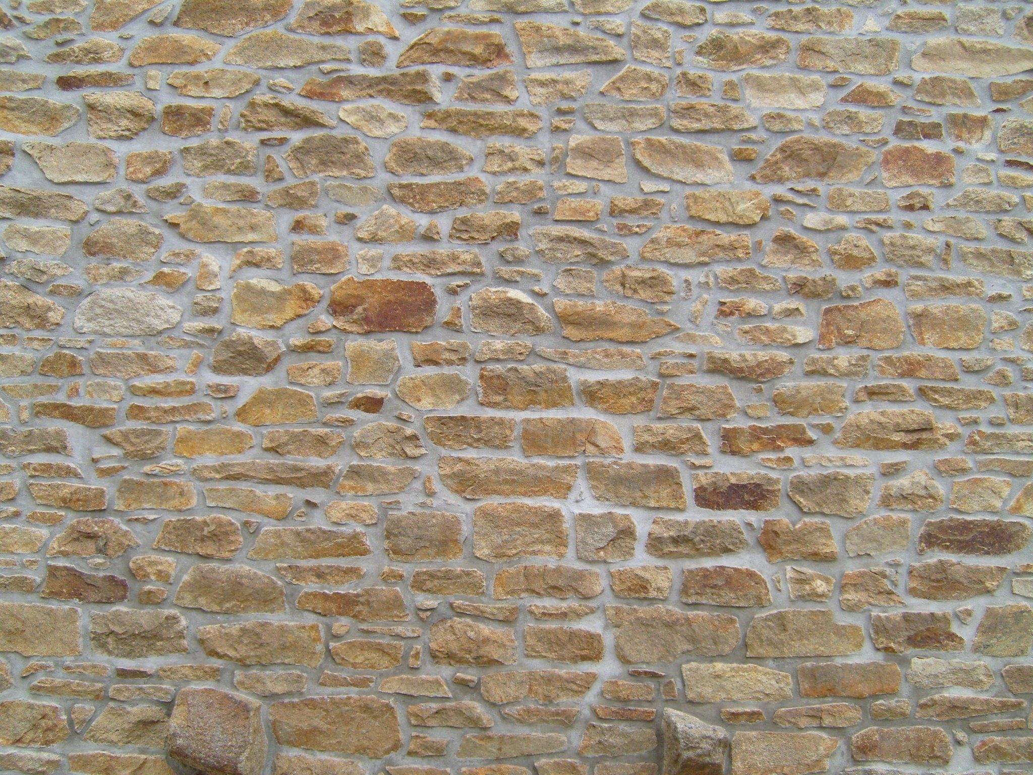 Description Old stone brick walljpg 2048x1536
