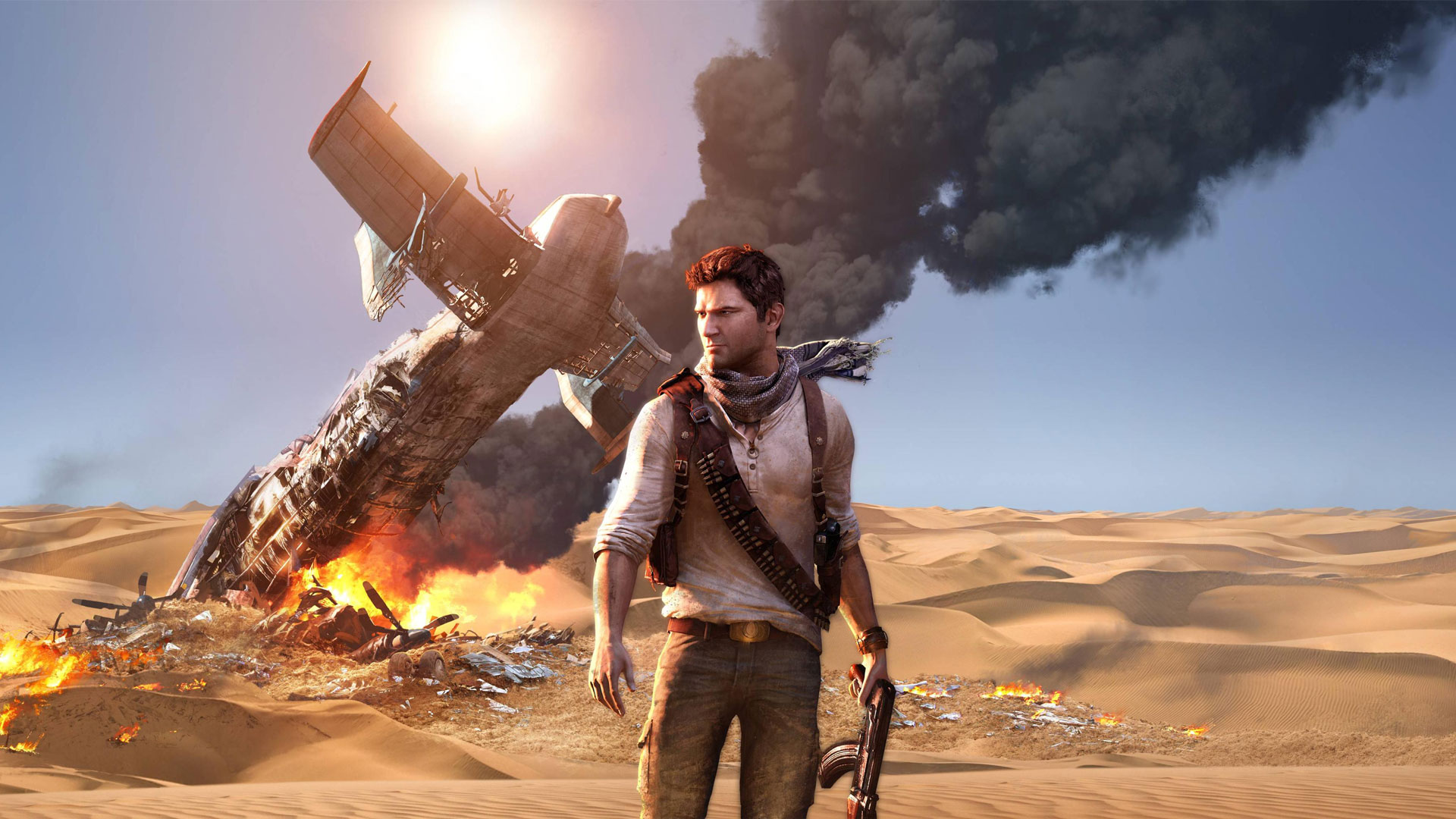 Uncharted 3 Drakes Deception Wallpapers in HD 1920x1080