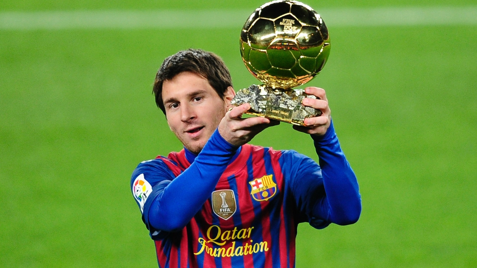 Lionel Messi HD wallpaper for download