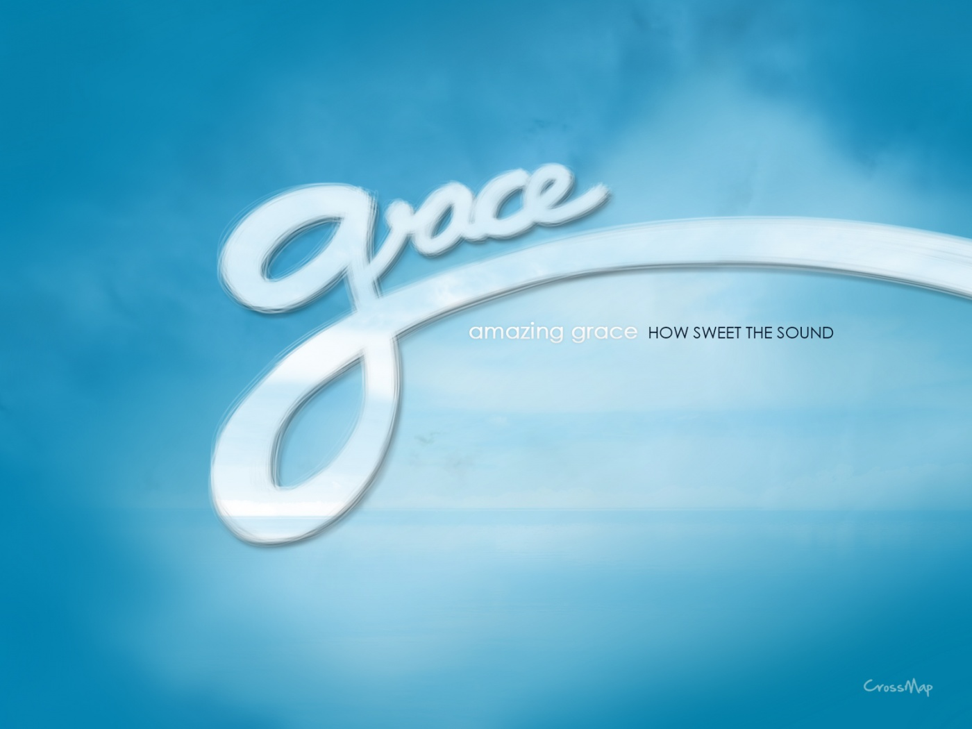 Amazing Grace Christian Illustrations Crossmap Christian 1400x1050