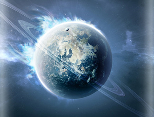 Collections of Planet Wallpapers for Desktop 500x382