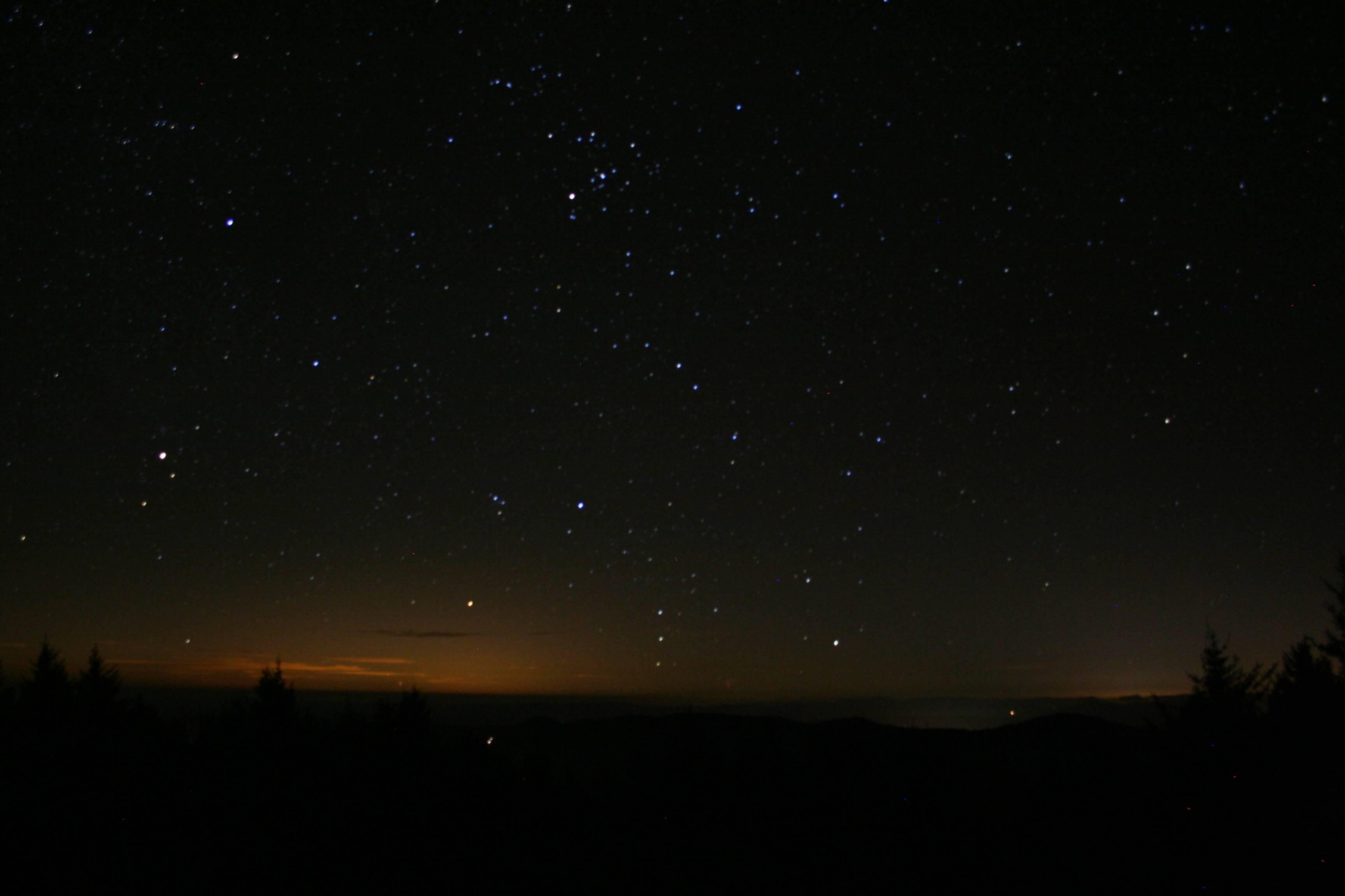 Night Sky Backgrounds 3456x2304