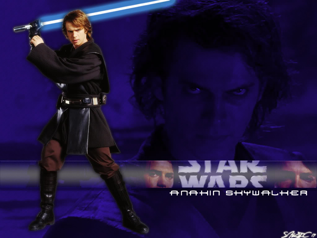 50 Star Wars Anakin Skywalker Wallpaper On Wallpapersafari