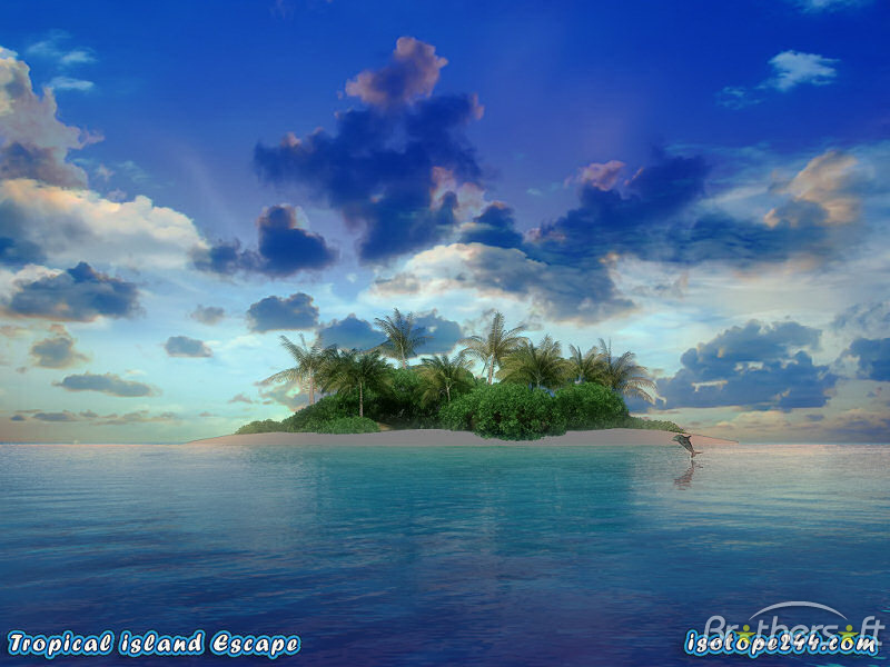 Download Free Tropical Island Escape, Tropical Island Escape 1.1 ...