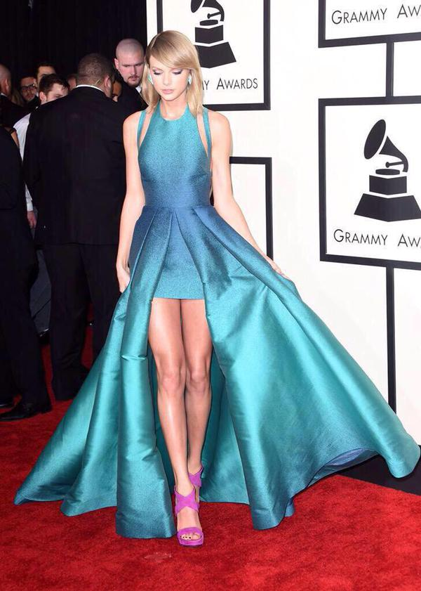 Taylor 2015 Grammys   Taylor Swift Photo 38119970 600x841