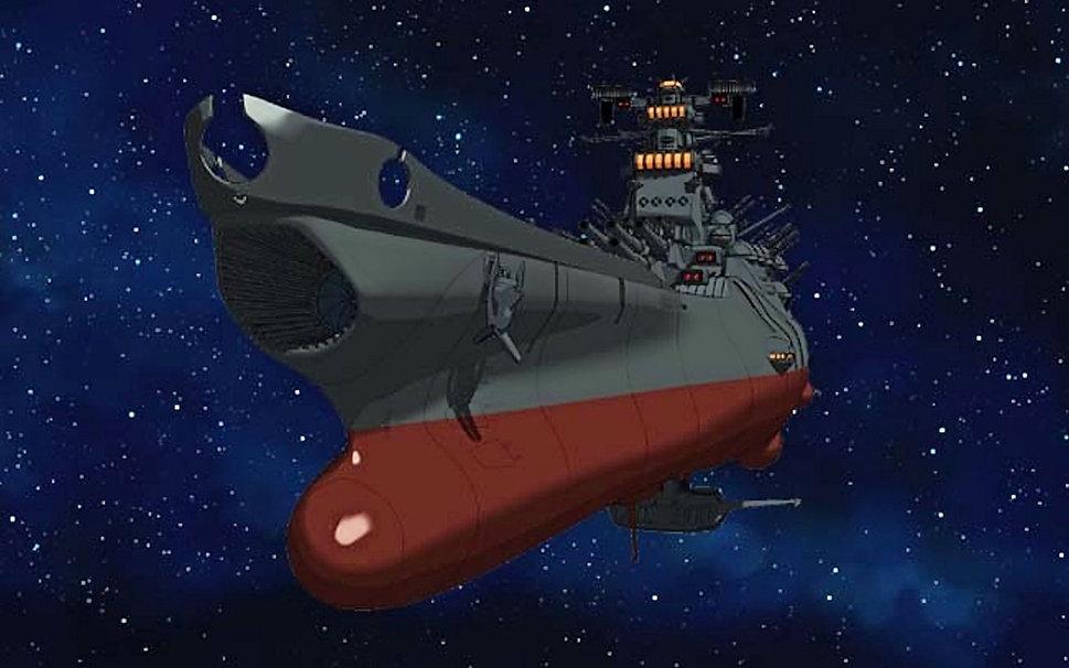 SPACE BATTLESHIP YAMATO wallpaper   ForWallpapercom 969x606