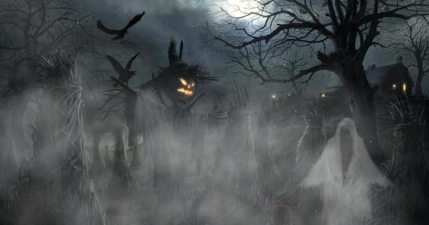 Halloween Screensaver 610x320