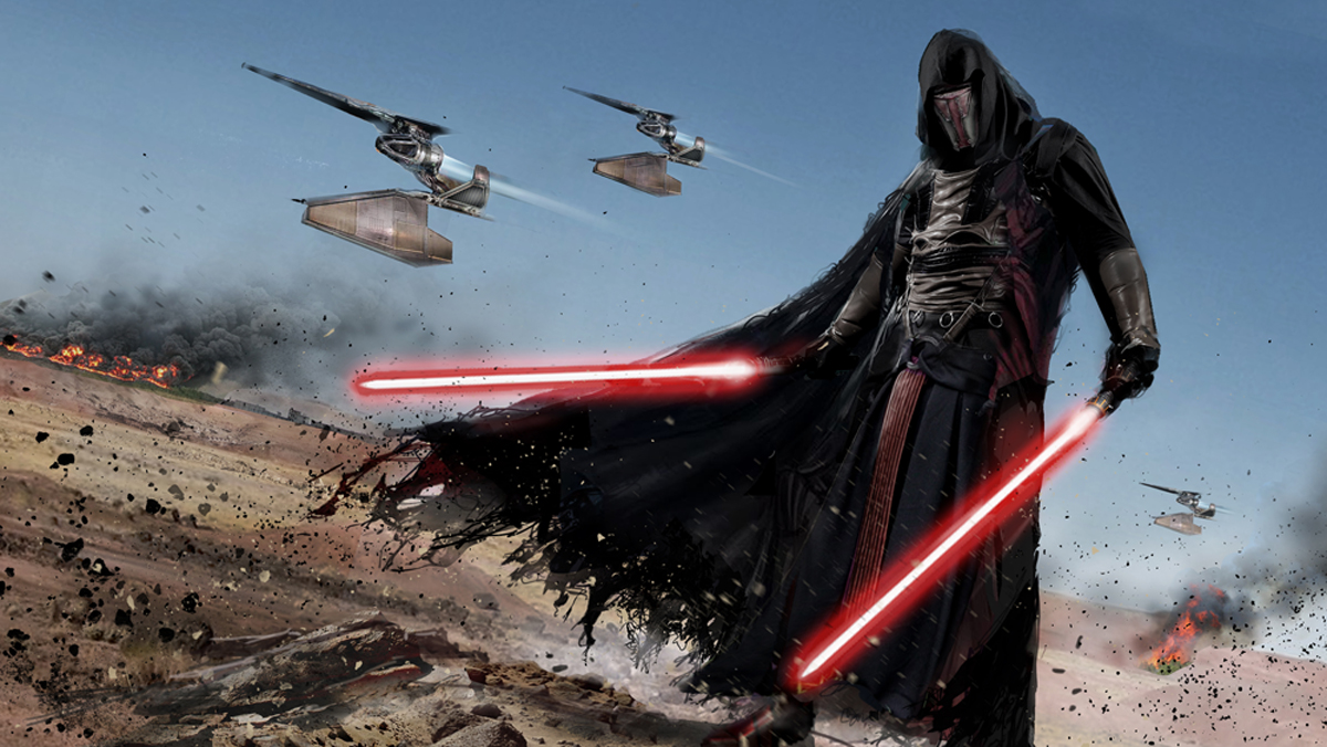 Free Download Fan Art Friday Star Wars Vii The Force Awakens By Techgnotic On 1200x676 For Your Desktop Mobile Tablet Explore 49 Star Wars Revan Wallpaper Kotor Wallpaper Shadow
