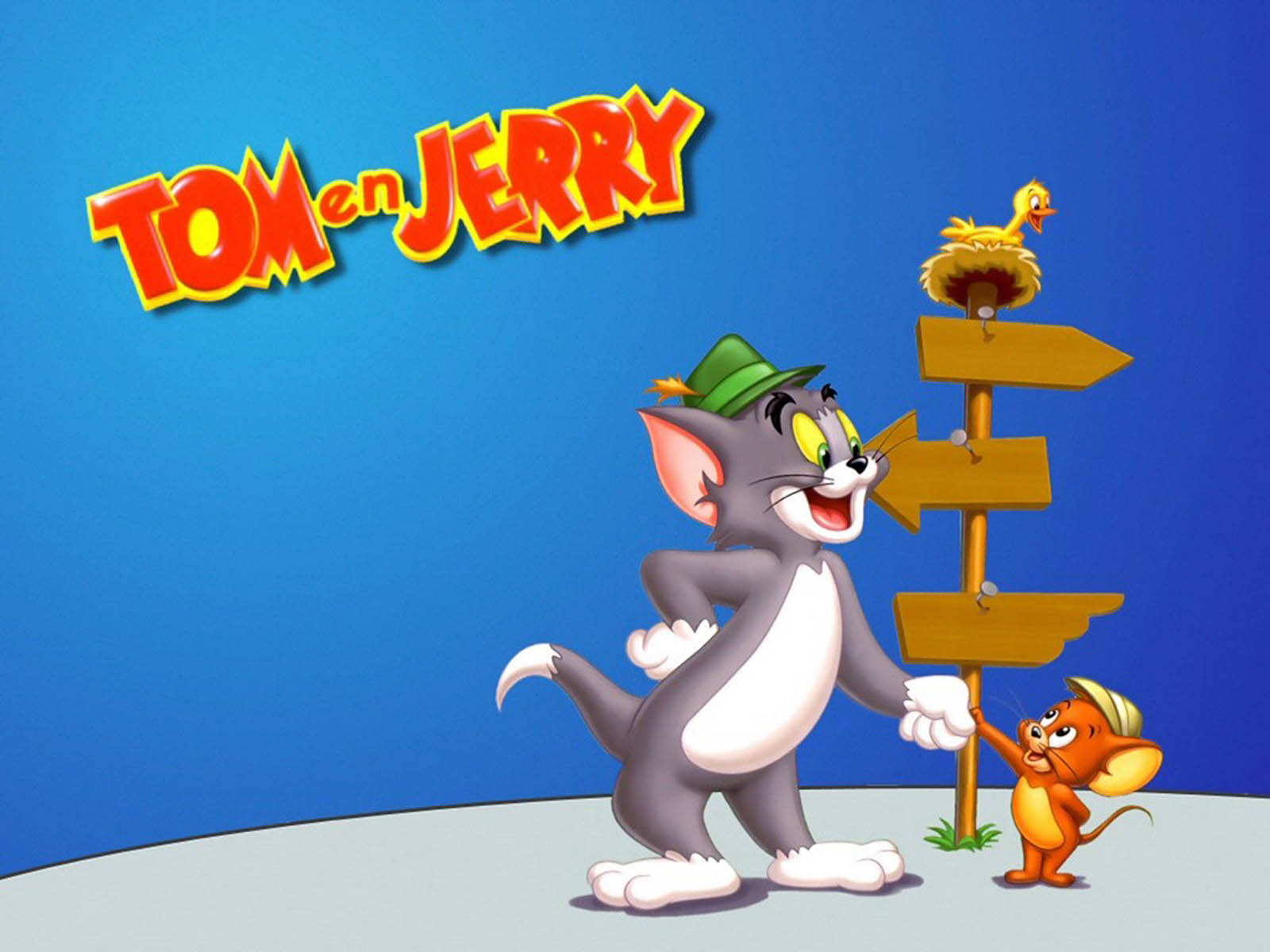 wallpapers Tom And Jerry Wallpapers 1600x1200