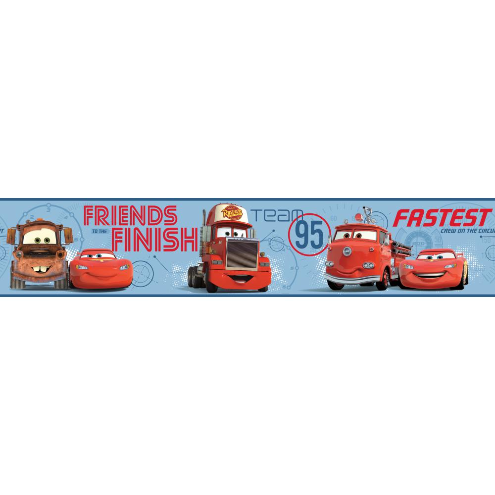 Disney Cars Wallpaper Border Cars 1000x1000