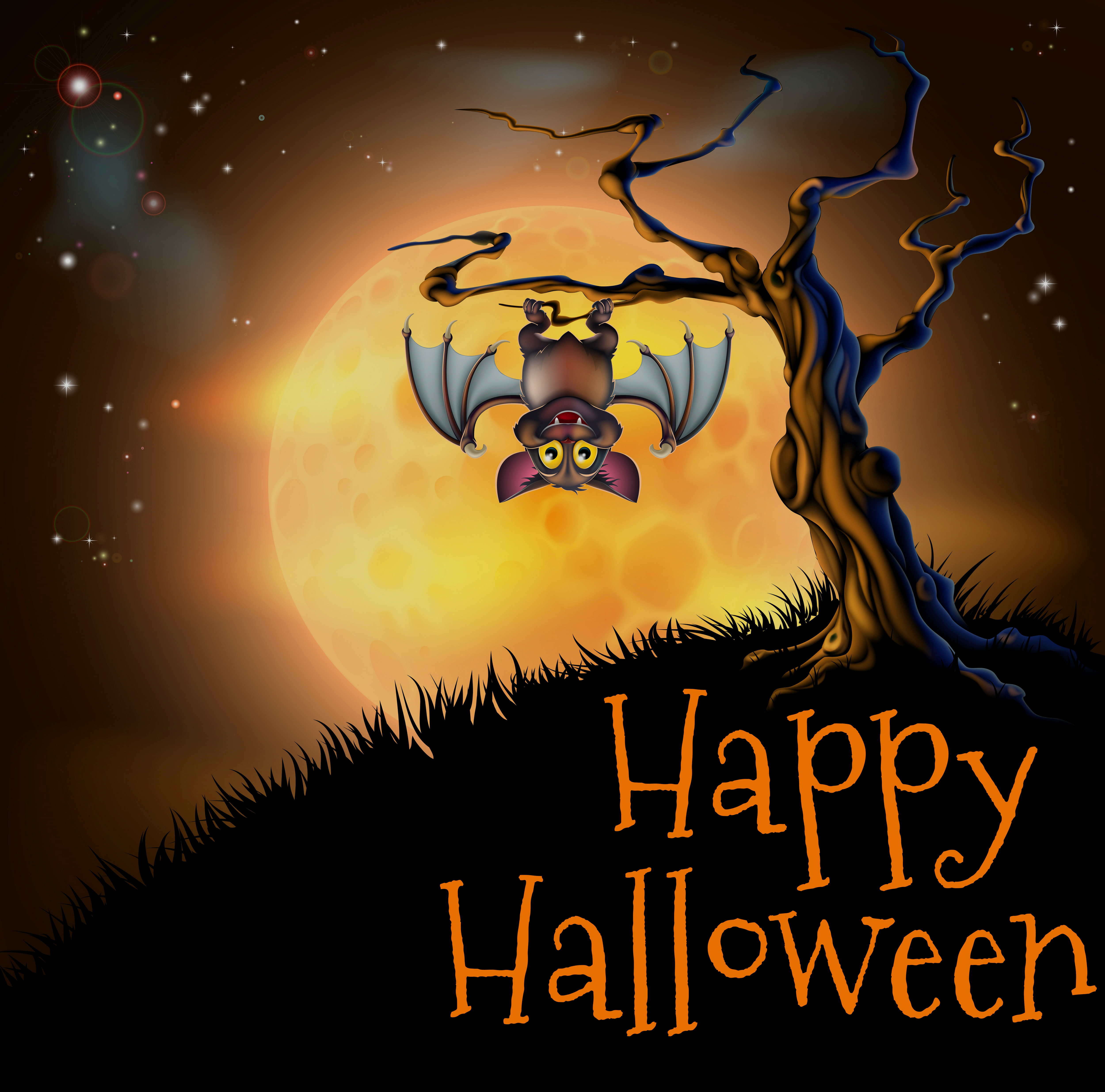 Happy Halloween Backgrounds Festival Collections 5000x4941
