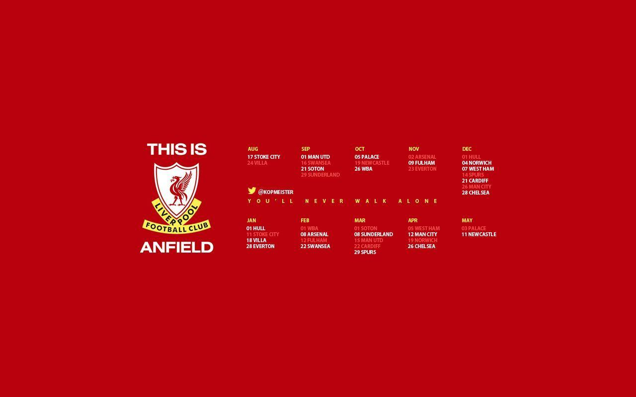 Liverpool Wallpapers 2017 1280x800