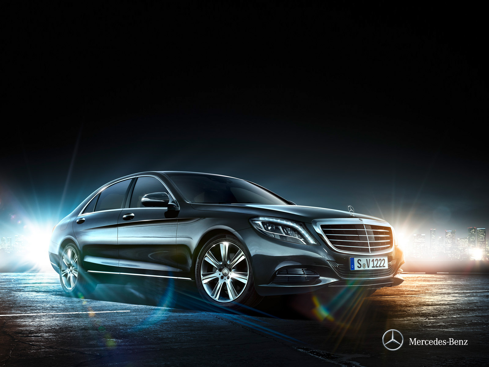 Mercedes Benz S Class Wallpapers Full HD Pictures 1600x1200