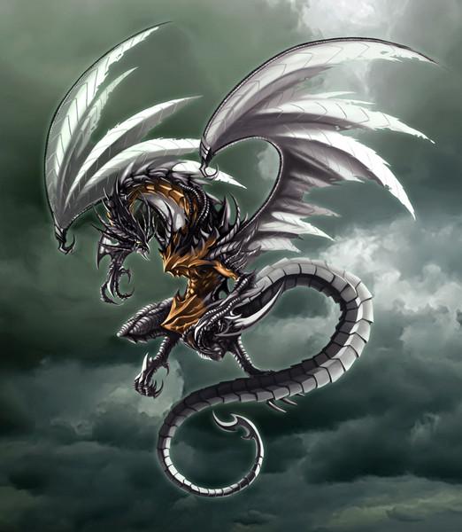 Dark Dragon phone wallpaper by vandread12 522x600