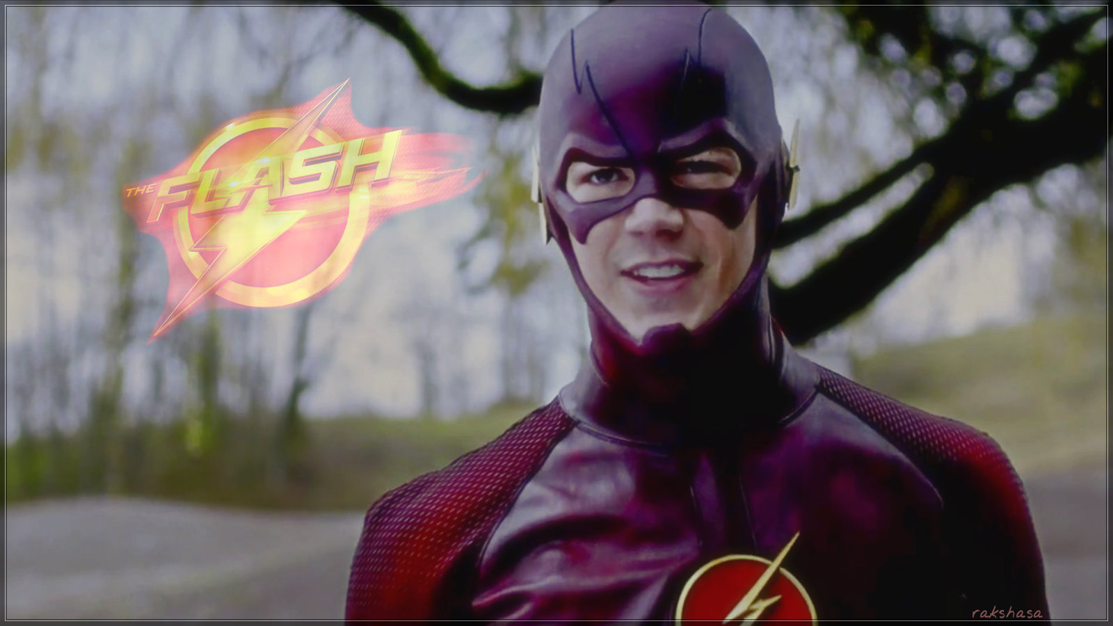 Flash Cw Wallpaper The flash cw the flash 1600x900