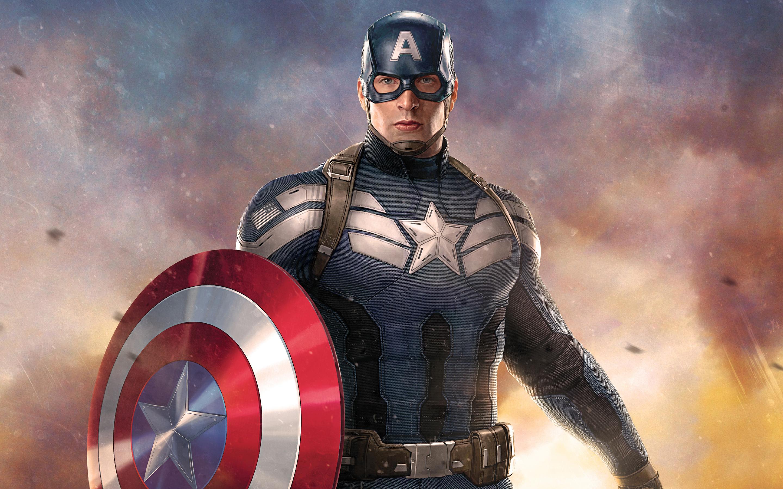 46+ 4K Captain America Wallpaper on WallpaperSafari