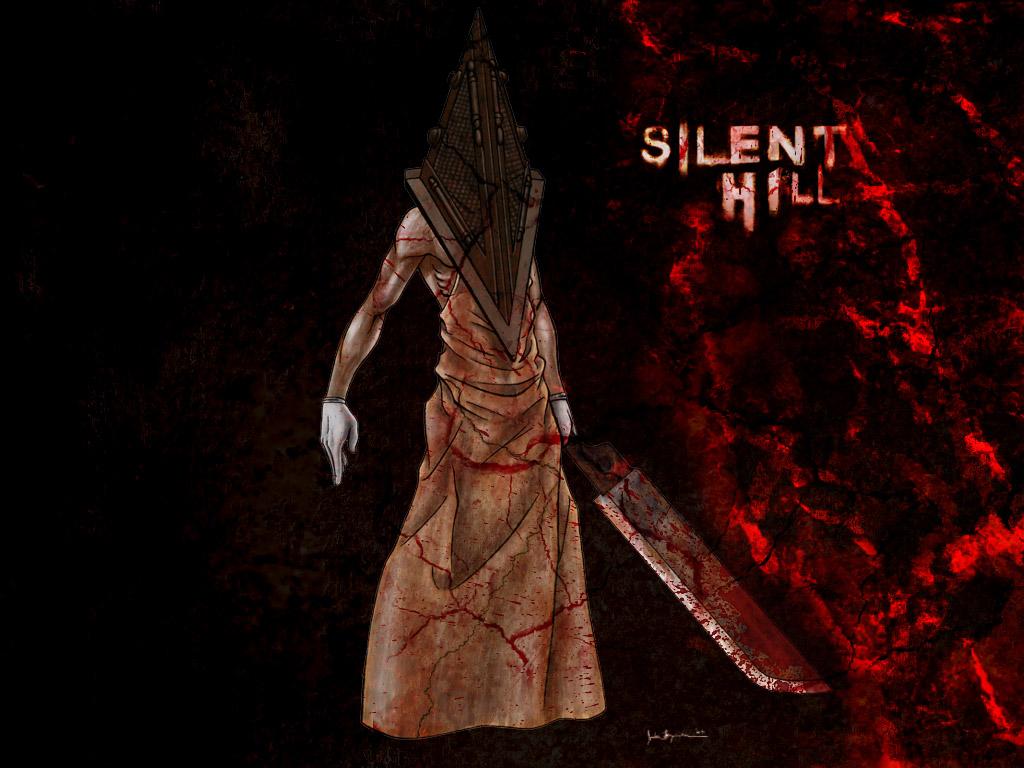 Silent Hill Pyramid Head Wallpaper - WallpaperSafari