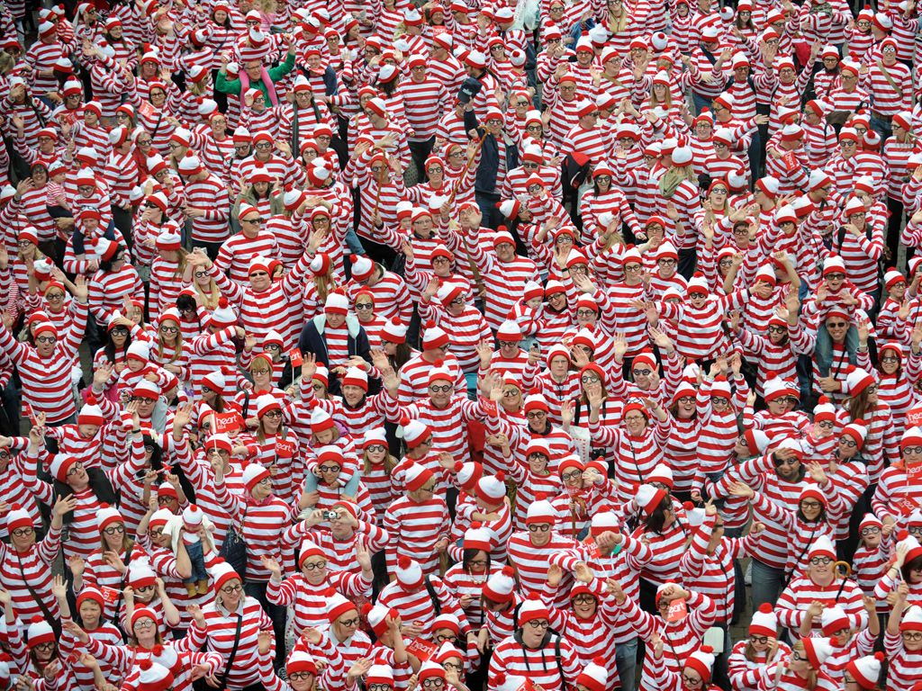 Images For Wheres Waldo Wallpaper Hard 1024x768