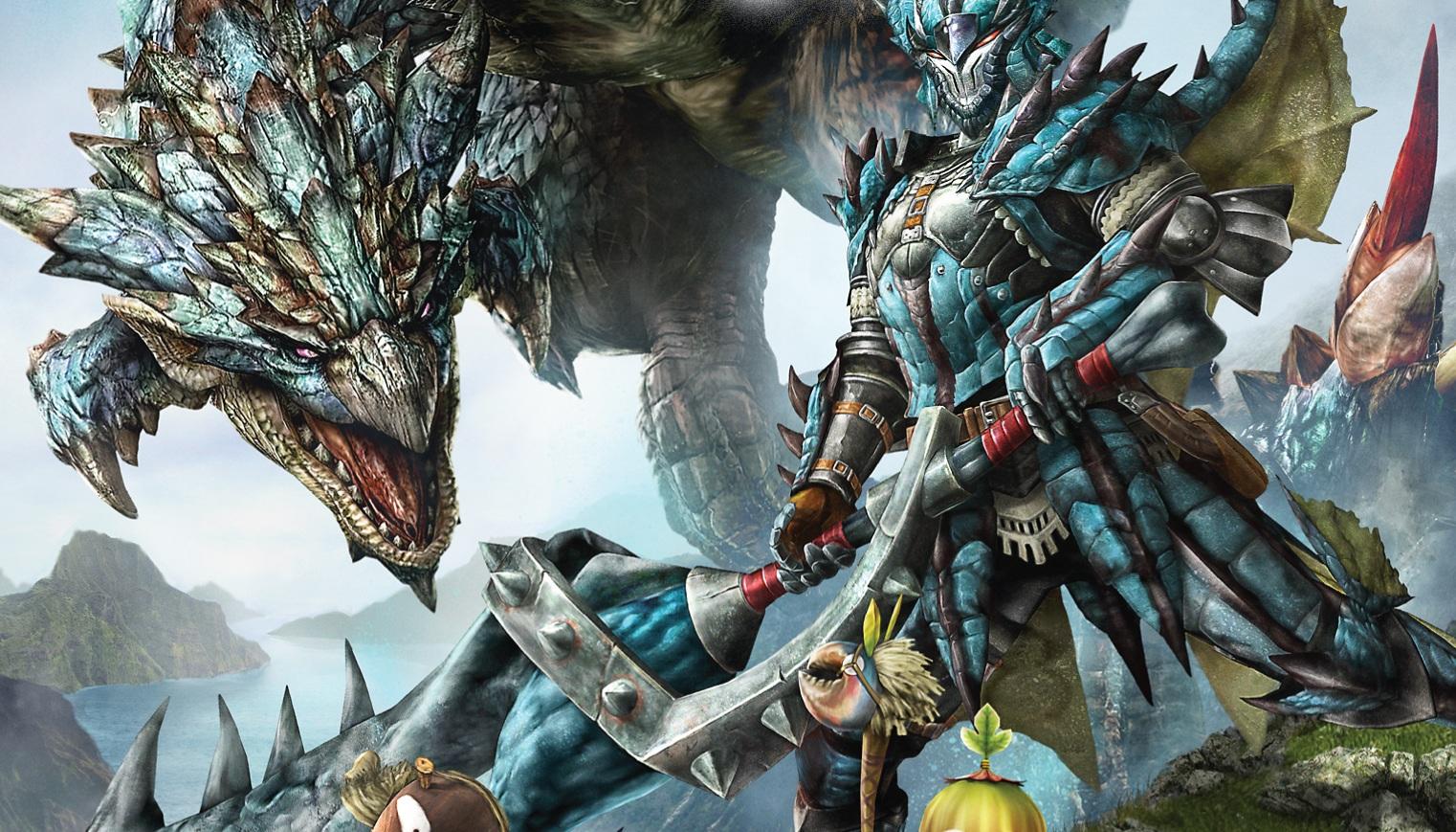 50 Monster Hunter 3 Ultimate Wallpaper On Wallpapersafari