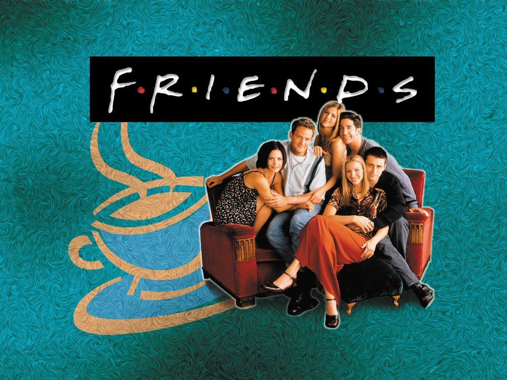 Friends   Friends Wallpaper 69047 1024x768