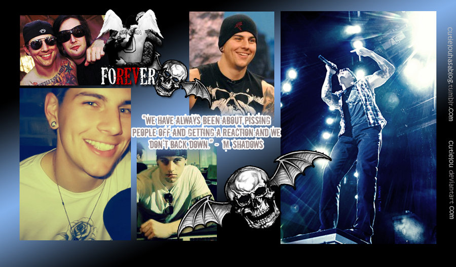 Go Back Gallery For M Shadows Wallpaper 900x527