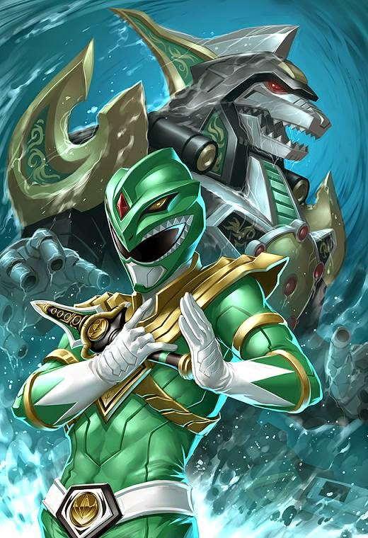 Green and White Ranger Wallpaper - WallpaperSafari
