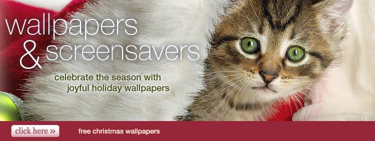 free christmas wallpapers christmas screensavers 750x283