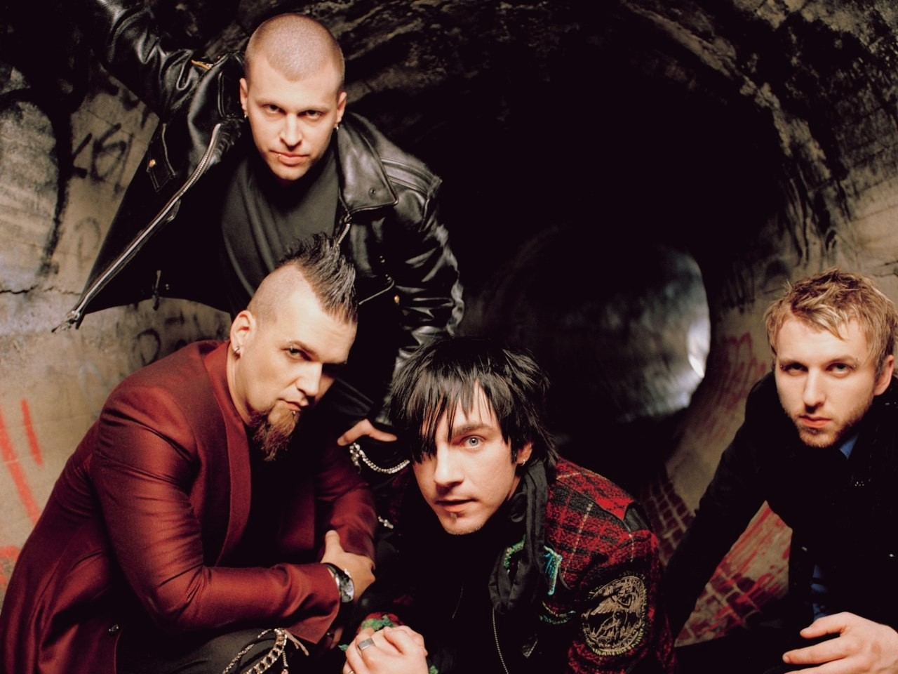 Three Days Grace Wallpapers HD Download 1280x960