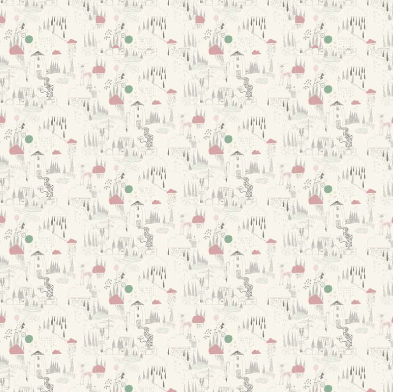 Printable Dollhouse Wallpaper Patterns