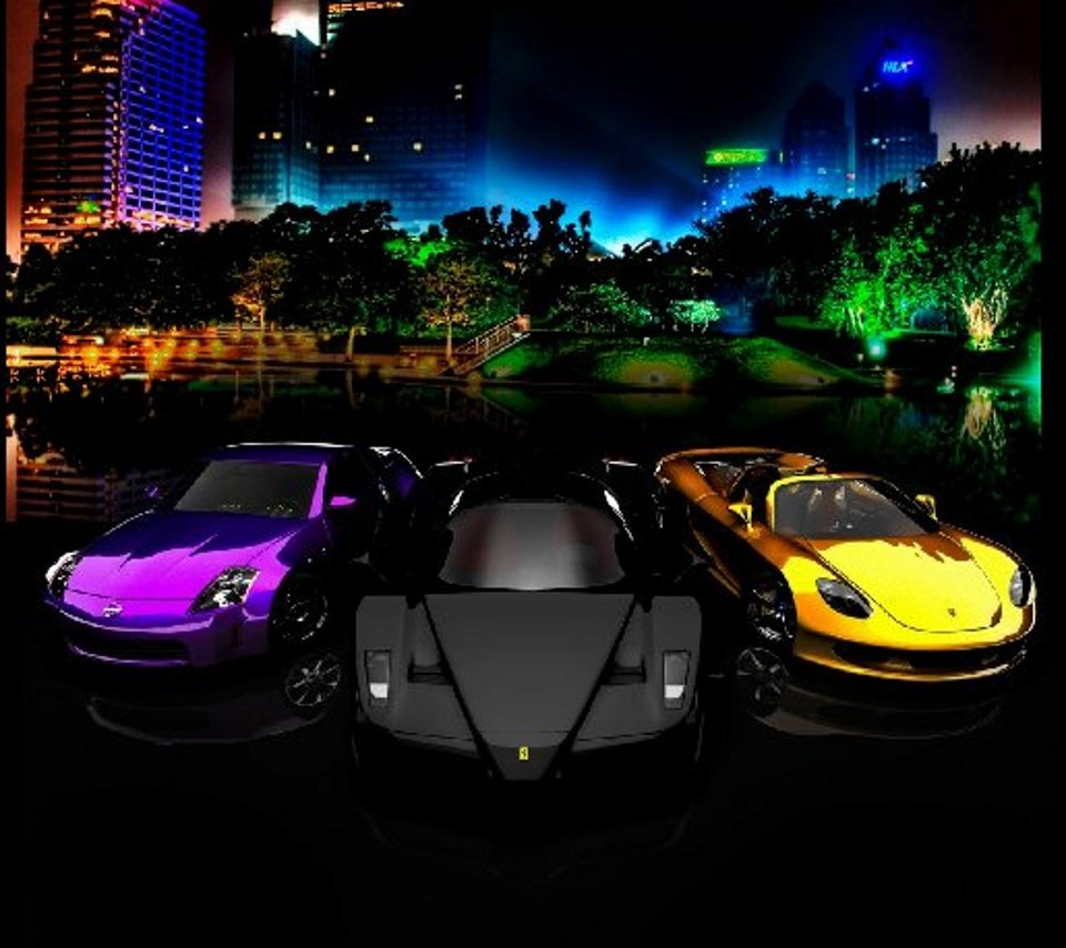 Awesome Car Backgrounds