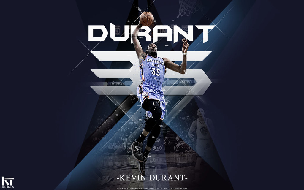 Kevin Durant Desktop and mobile wallpaper Wallippo 1024x640
