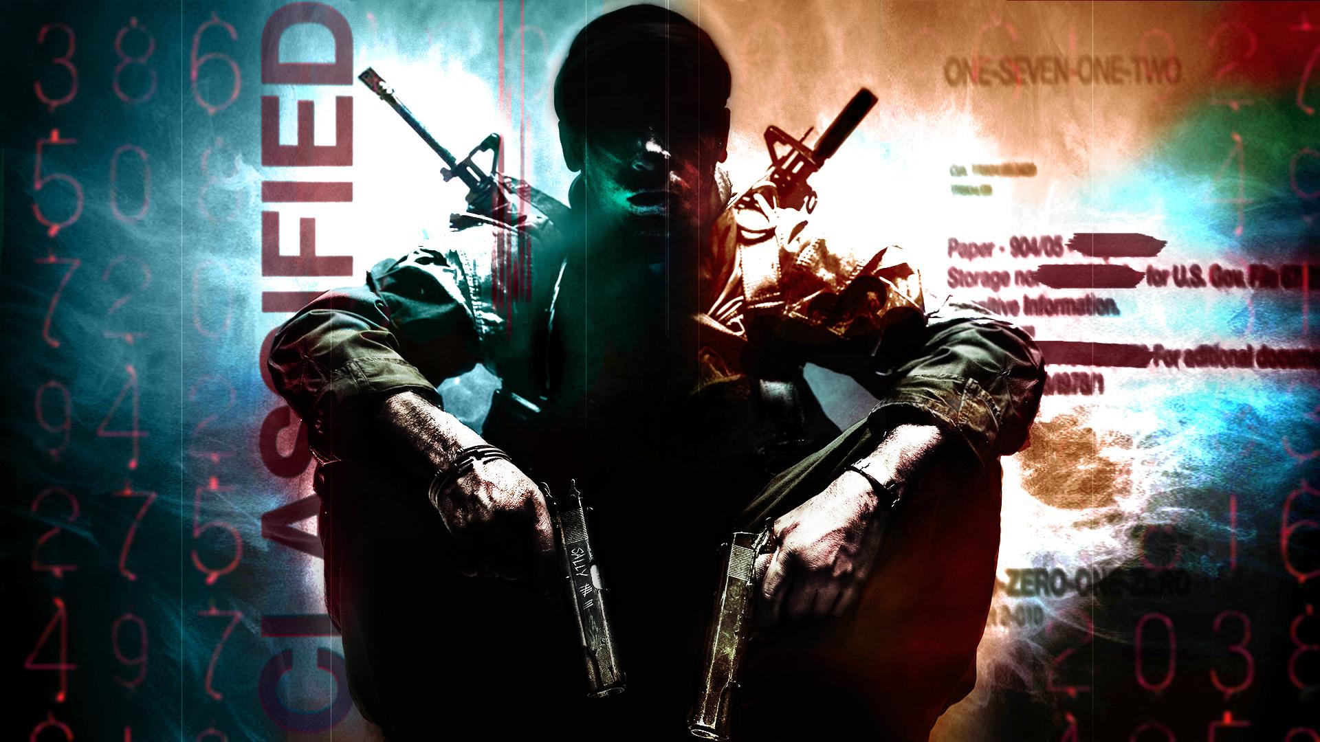 62 Black Ops Hd Wallpaper On Wallpapersafari