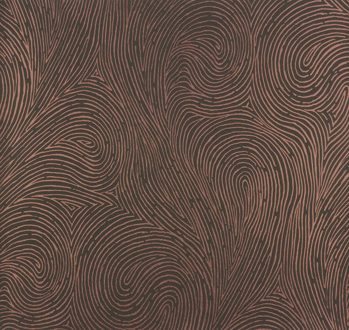 Bond Street 2015 non woven wallpaper 726831 design modern black bronze 1200x1136