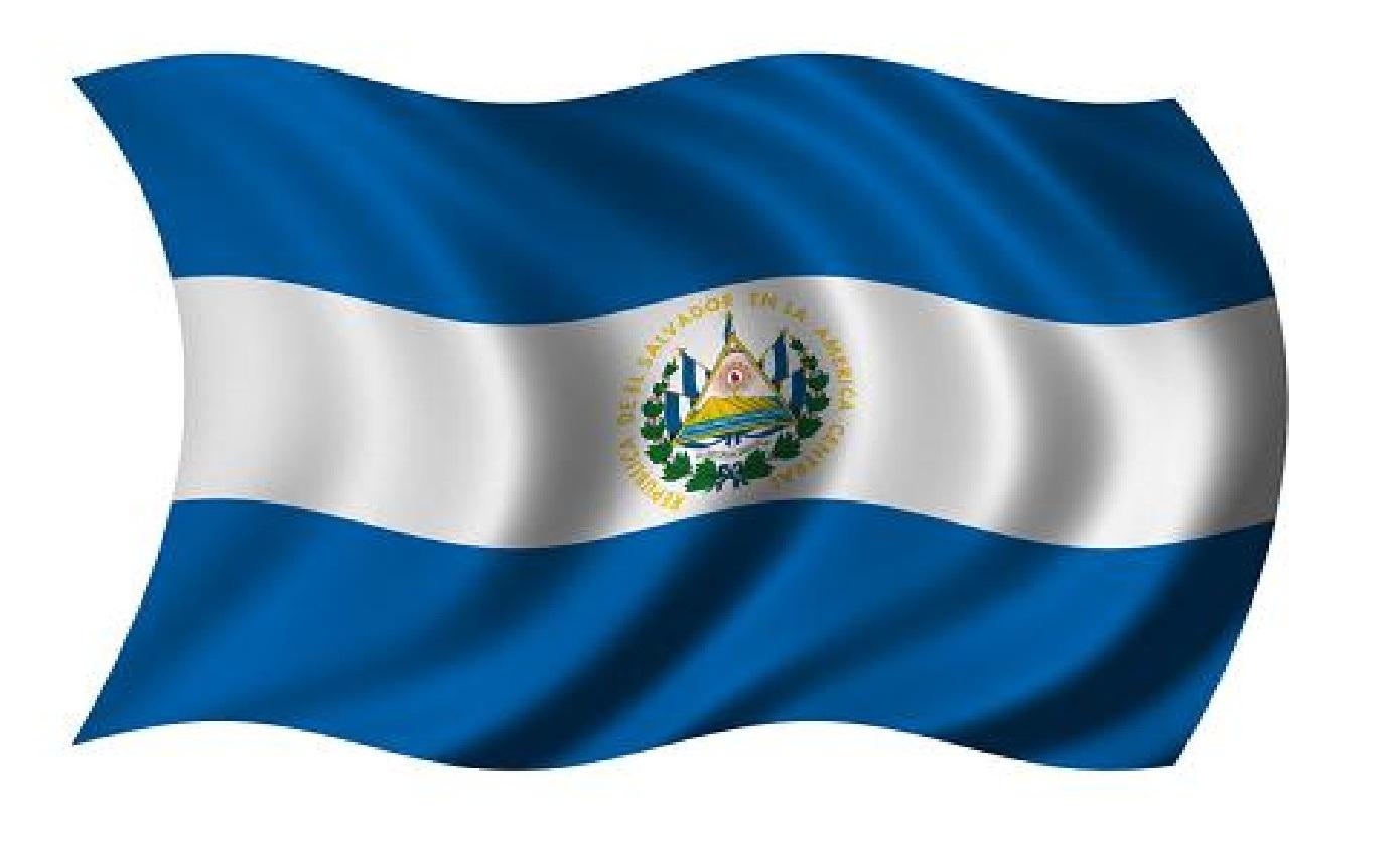 71+ El Salvador Flag Wallpaper on WallpaperSafari